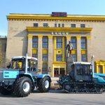 Харьковский тракторный завод вчера и сегодня