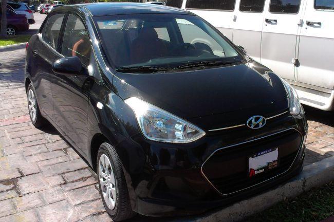 Hyundai Xcent — новый бюджетный седан от одноименного бренда 3