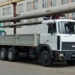 История создания МАЗ-6303