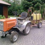 История создания трактора КМЗ-012