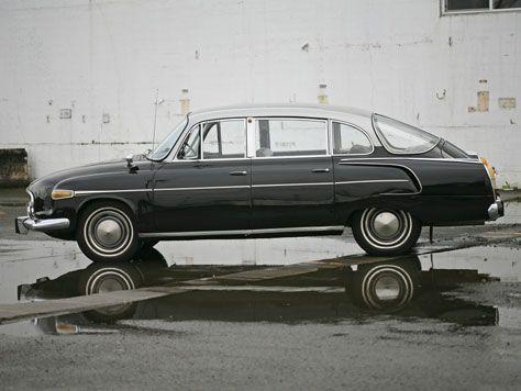 istoriya zarubezhnogo avtoproma   istoriya sozdaniya tatra 613 3   История создания Tatra 613 (Татра 613)   Tatra 613