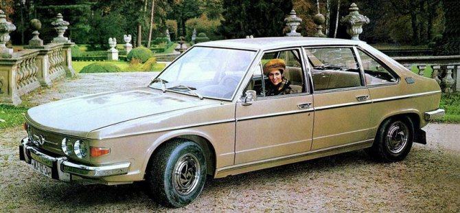istoriya zarubezhnogo avtoproma   istoriya sozdaniya tatra 613 9   История создания Tatra 613 (Татра 613)   Tatra 613
