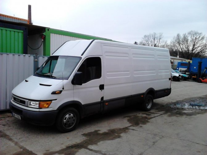 Iveco Daily 2ое