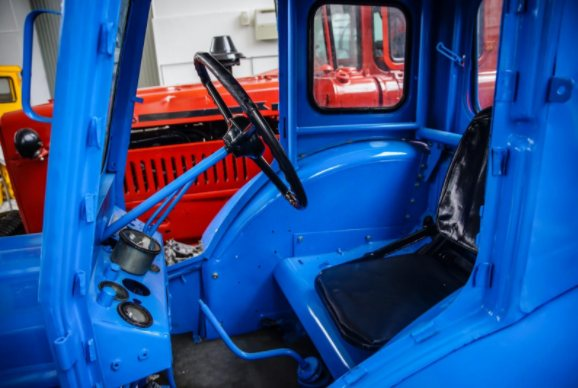 Кабина на трактор Т-40