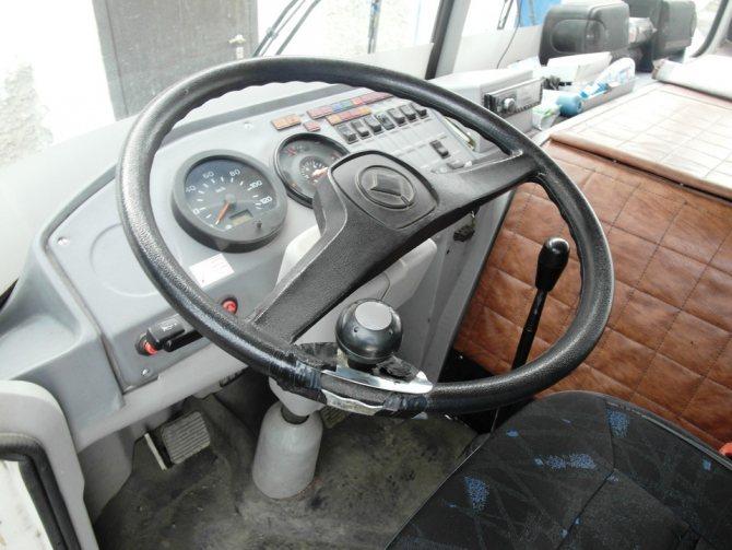 кабина ПАЗ 32054