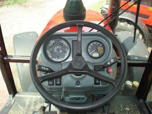 кабина трактора МТЗ-1523