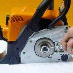 Как открутить сцепление на бензопиле хускварна