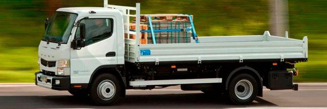 Как выбрать малотоннажный грузовик