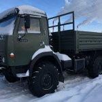 КамаАЗ-4310