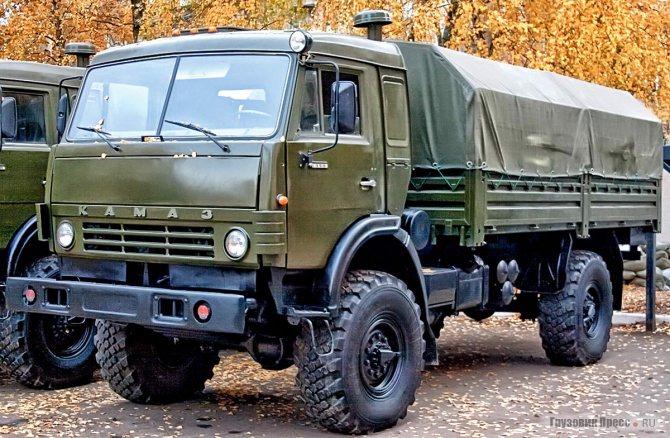 КАМАЗ-4350