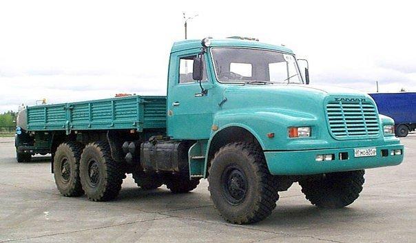 КамАЗ-4355 грузовик