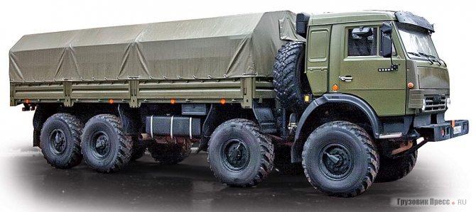 КАМАЗ-6350