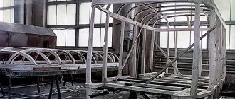 Каркасы кузовов ГАЗ-651 изготовляли на заводе вплоть до 1993 г.!