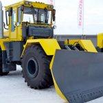 «Кировцы» – колёсные бульдозеры