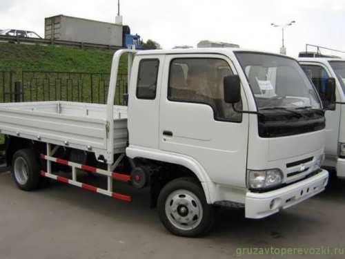 китайские коммерческие грузовики yuejin юджин