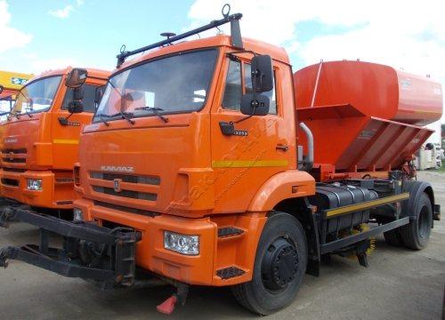 Комбинированная дорожная машина КО-829А1