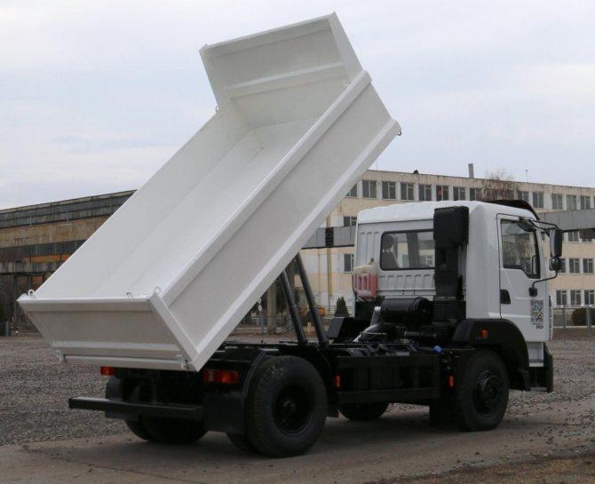 КрАЗ-256