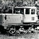 Легендарный трактор дт-54