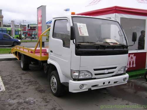 марка yuejin модель nj 1041
