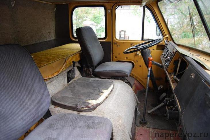 МАЗ 5334 кабина