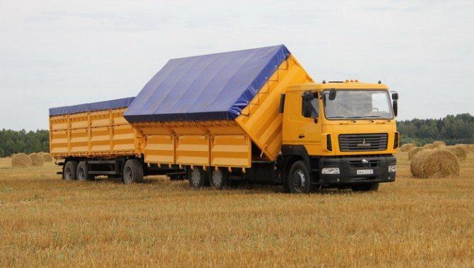 МАЗ-6501 Колос