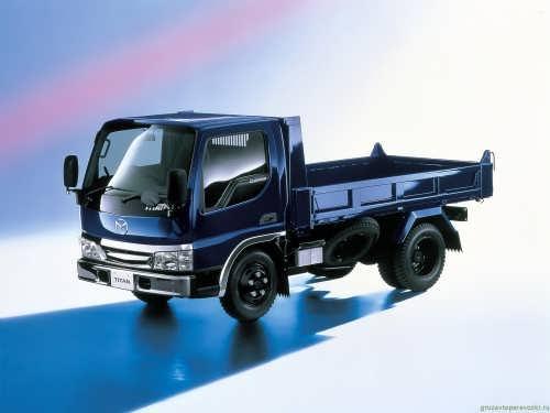 Mazda Titan мазда титан 4