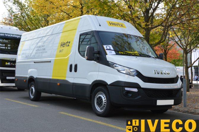 Микроавтобус Iveco Daily 35C15V h4 3.0HPT