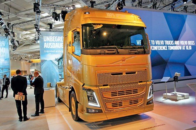 Мир грузовиков и автобусов: главные премьеры автосалона в Ганновере