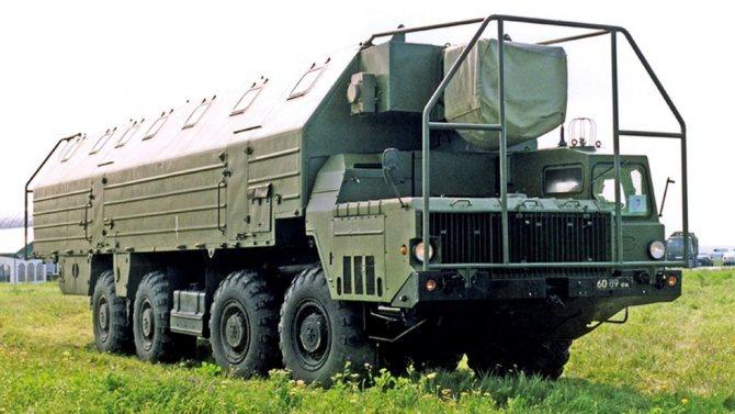 Мобильная 24-местная полевая гостиница 15Т118 на автомобиле МАЗ-543М