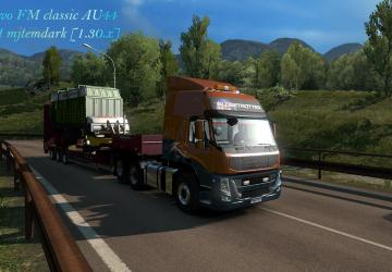 Мод Volvo FM Classic версия 15.03.18 для Euro Truck Simulator 2 (v1.28-1.30.x)