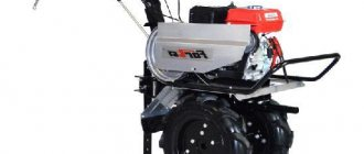 Мотоблоки (Форза) Forza FZ-01-6,5 F