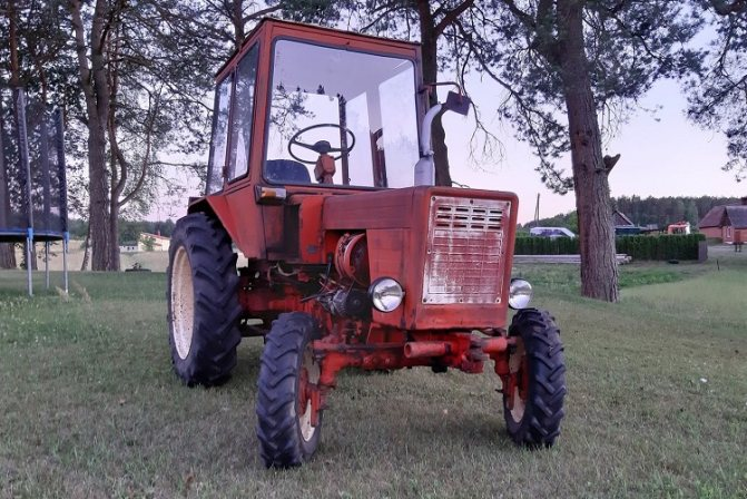 Навесное оборудование для трактора Т 25