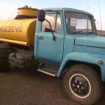 Назначение, особенности и параметры бензовоза на базе ГАЗ-53