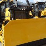 Номинальное тяговое усилие трактора - основной технический параметр бульдозера