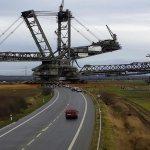 О гигантских машинах: самый большой экскаватор в мире