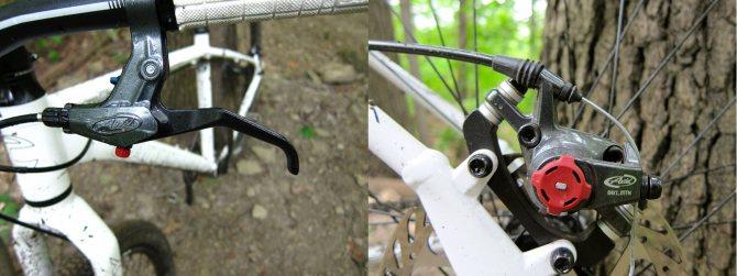 О горном велосипеде: Стоит ли переплачивать за гидравлические тормоза?