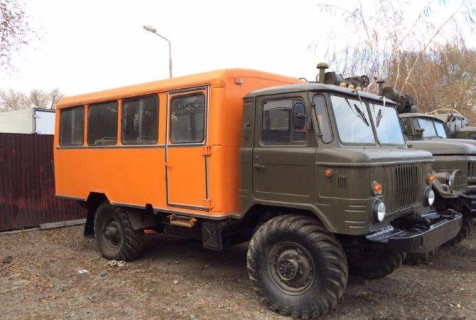 Об истории «ГАЗ-66»