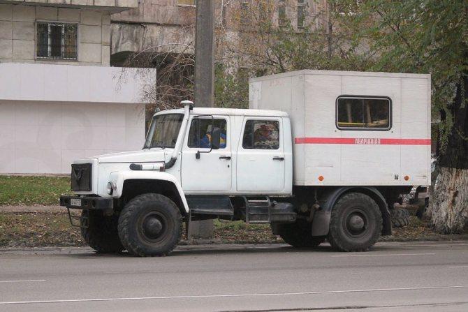 Об истории модели «ГАЗ-33081»