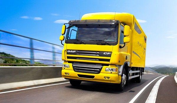 Обзор основных параметров грузовика daf cf 65