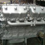 Основные преимущества 12-ти цилиндрового мотора БелАЗа-540
