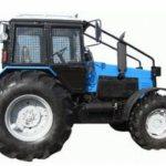 Особенности, характеристики и модификации трактора мтз 1221