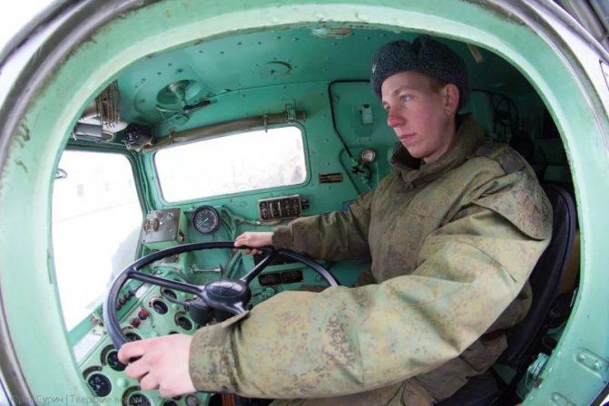 Особенности кабин МАЗ-543