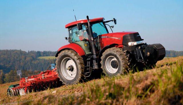 Отзывы о тракторах Case IH Puma 210