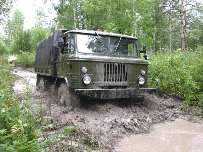 Отзывы водителей и владельцев «ГАЗ-66»