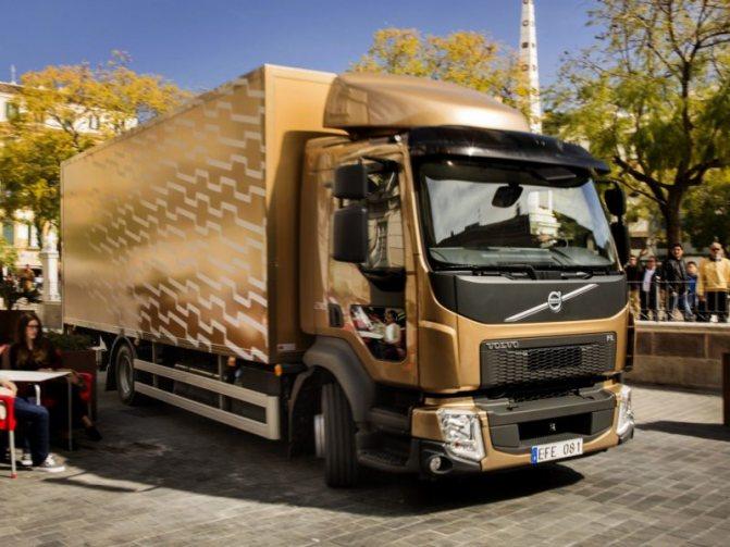 Отзывы водителей и владельцев Volvo FL 240