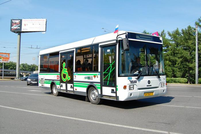 паз автобус