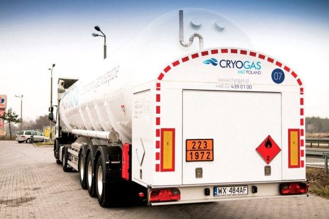 Правила перевозок опасных грузов