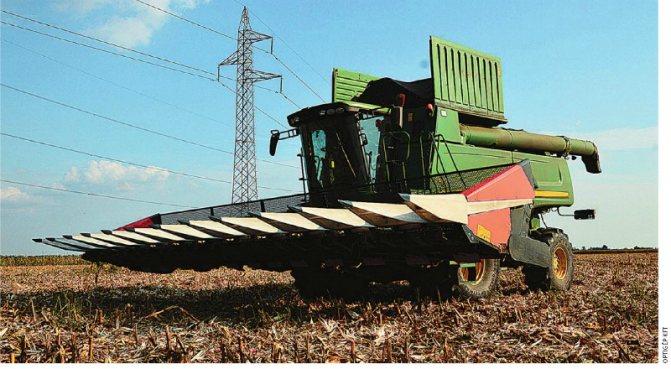 Правила выбора жаток для зерноуборочных комбайнов