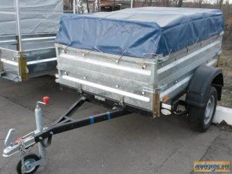 Прицеп КМЗ 828420 технические характеристики