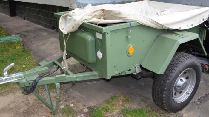 Прицеп УАЗ 8109